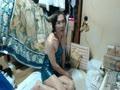 シーメールマゾ麦子の透けすけドレス